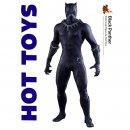 Captain America Civil War 1/6 Black Panther Action Figur...