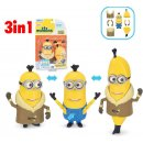 Minions Action Figur XXL 12cm Minion Kevin Build-a-Minion...