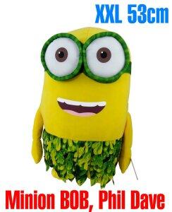Aufsteller & Figuren Minions Minion Kevin Banane Plüsch Figur Banana Boot Xxl 70cm Geschenk Film-fanartikel