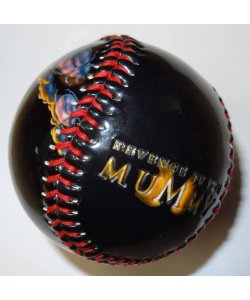 Baseball movie Die Mumie The Mummy Replik Ball Prop