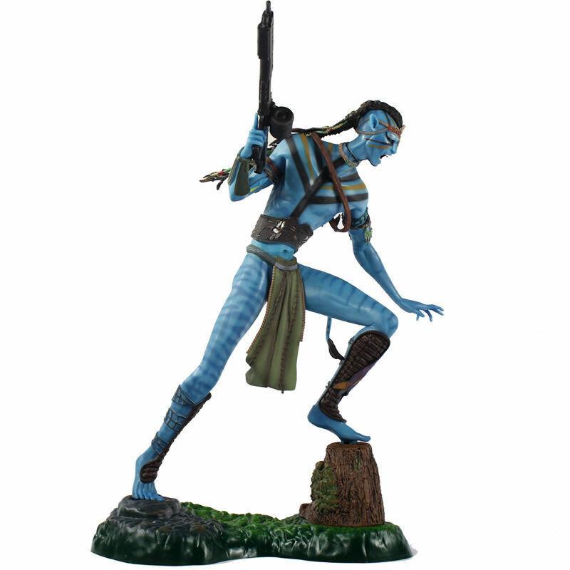 Jake Sully Avatar 2: Avatar 2 Jake Sully Assemble Crazy Toys Figur 50cm Statue