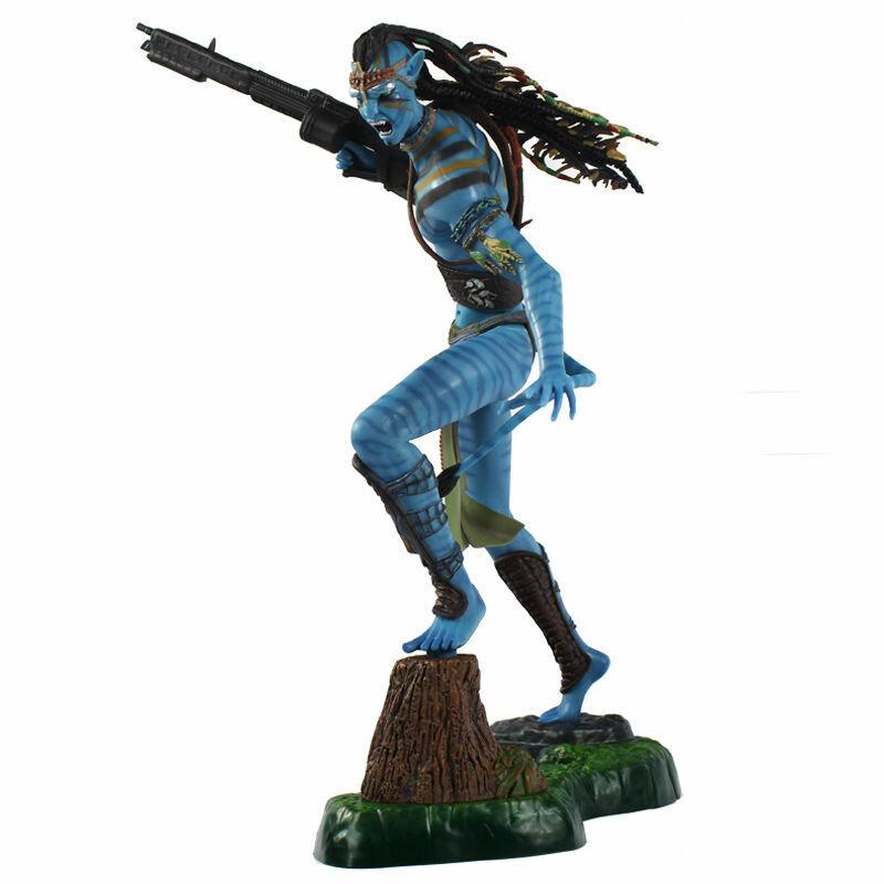Avatar 2 Jake Sully Assemble Crazy Toys Figur 50cm Statue