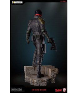 1/4 Judge Dredd Movie Statue 55 cm Figur Pop Culture Shock limited