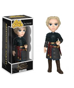 Game of Thrones Brienne of Tarth Actionfigur Rock Candy Vinyl Figur 13 cm