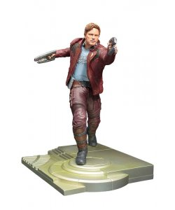 Guardians of the Galaxy Star Lord + Groot ARTFX+ Statue 1/6 Figur Kotobukiya