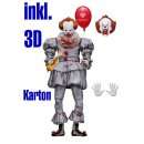 Stephen Kings Es 2017 Actionfigur Ultimate Pennywise 18...
