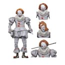 Stephen Kings Es 2017 Actionfigur Ultimate Pennywise...