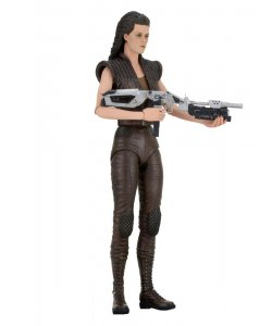 Aliens Ellen Ripley Clone 8 Warrior Statue SET NECA Resurrection Actionfigur