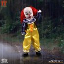 Stephen Kings Es Living Dead Dolls Puppe Pennywise 25 cm...