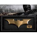 Batman The Dark Knight Rises Replik 1:1 Batarang gold...